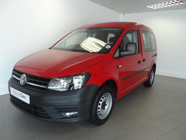 2019 Volkswagen Caddy Crewbus 2.0 TDI Kwazulu Natal Umhlanga Rocks_0