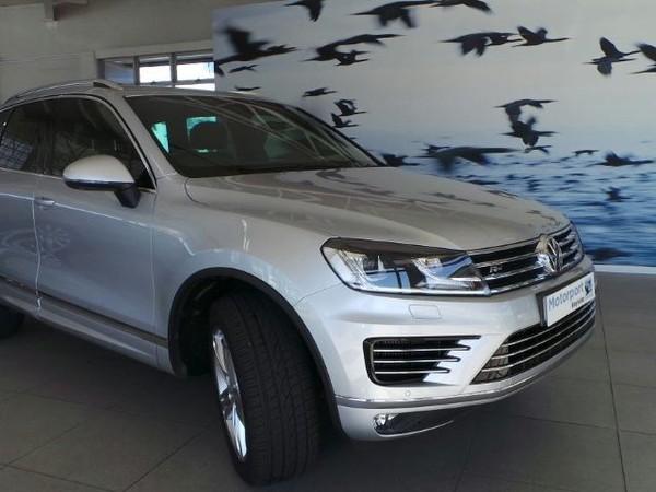 2016 Volkswagen Touareg GP 3.0 V6 TDI Luxury TIP Western Cape Bloubergstrand_0
