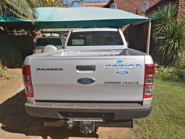 2020 Ford Ranger 2.2TDCi XL PU SUPCAB North West Province_0