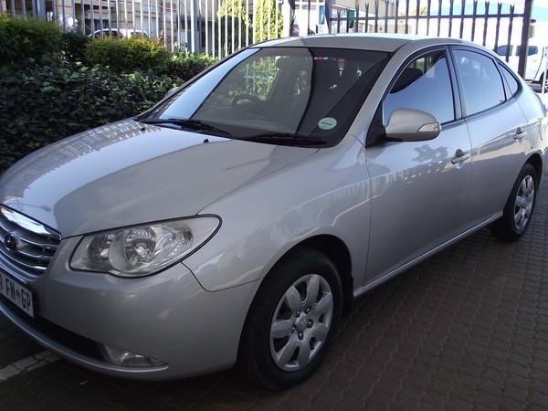 2011 Hyundai Elantra 1.6  Gauteng Pretoria_0