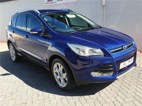 2015 Ford Kuga 1.5 Ecoboost Trend AWD Auto Western Cape Citrusdal_0