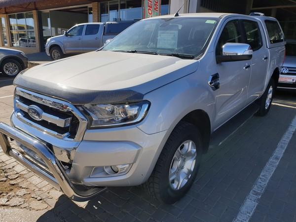 2016 Ford Ranger 3.2TDCi XLT Auto Double Cab Bakkie Free State Bloemfontein_0