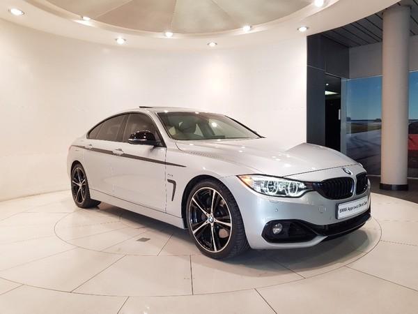 2017 BMW 4 Series 435i Gran Coupe Sport Line Auto Gauteng Sandton_0