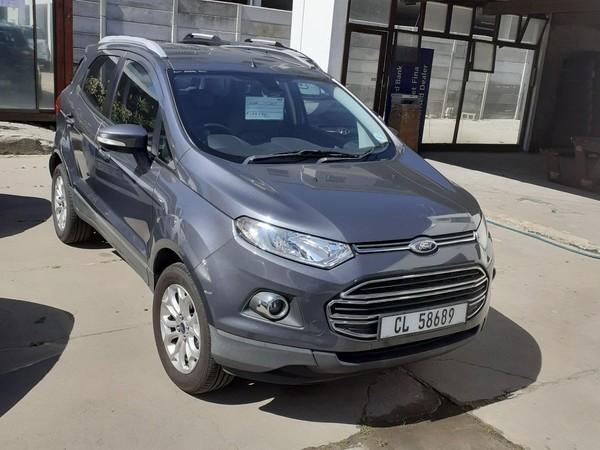 2016 Ford EcoSport 1.0 Titanium Western Cape Bellville_0