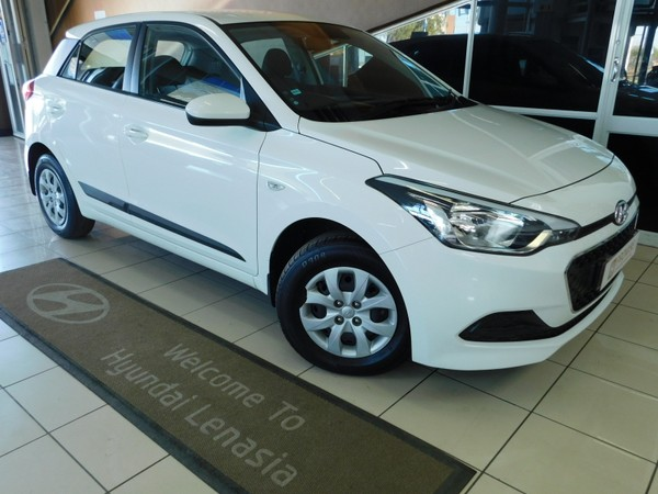 2018 Hyundai i20 1.2 Motion Gauteng Lenasia_0