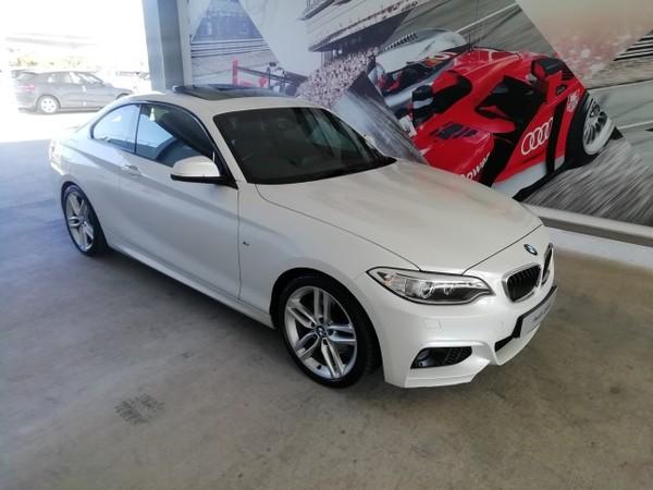 2014 BMW 2 Series 220D M Sport Auto Gauteng Bryanston_0