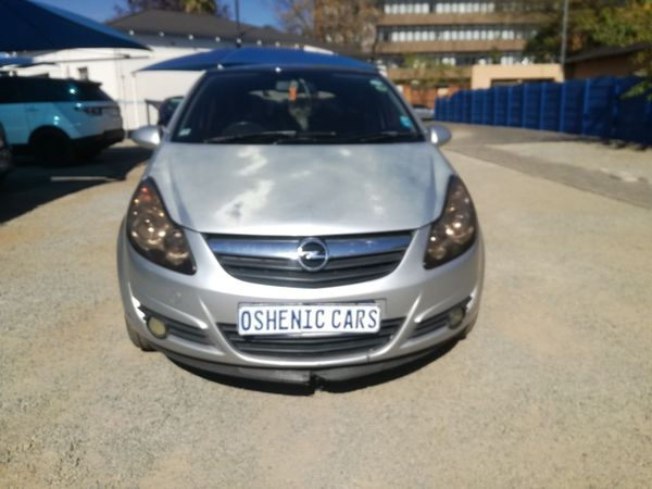 2012 Opel Corsa 1.4 Colour 3dr  Gauteng Kempton Park_0