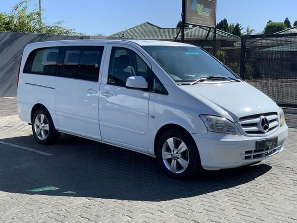 2011 Mercedes-Benz Vito 116 Cdi Crewbus  Gauteng Johannesburg_0