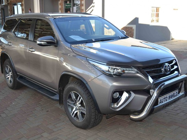 2016 Toyota Fortuner 2.8GD-6 RB Auto North West Province Klerksdorp_0