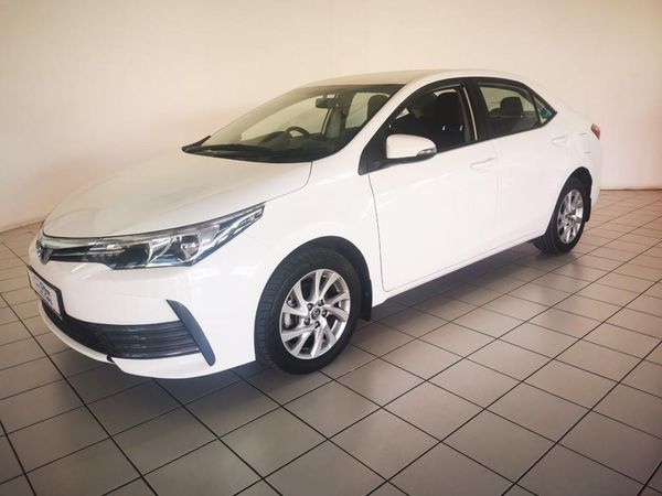 2017 Toyota Corolla 1.6 Prestige Gauteng Pretoria_0
