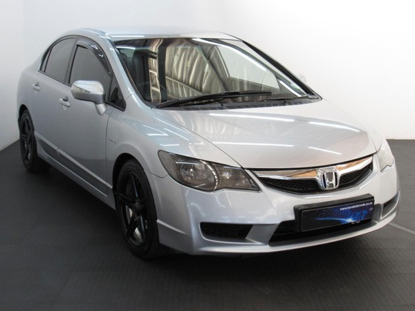 2011 Honda Civic 1.8 Lxi At  Gauteng Edenvale_0