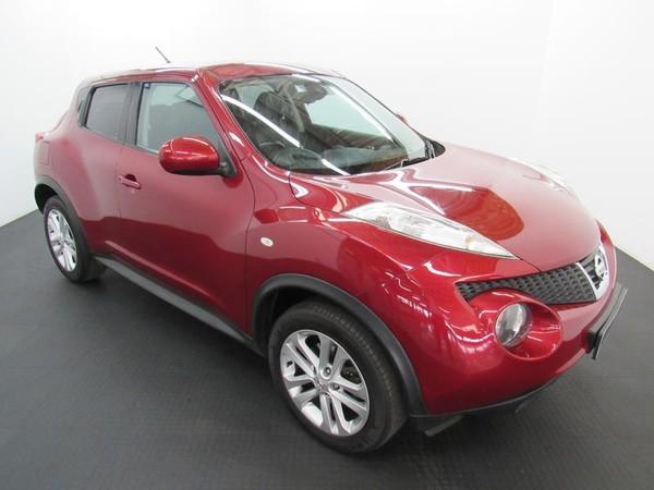 2011 Nissan Juke 1.6 Dig-t Tekna  Gauteng Edenvale_0