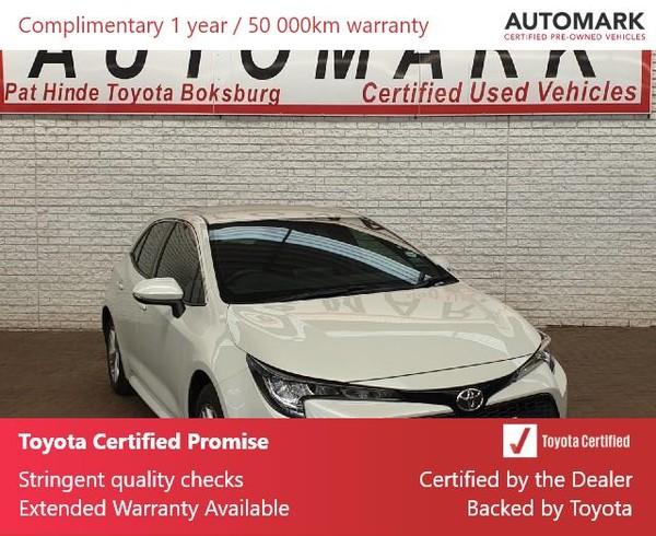 2020 Toyota Corolla 1.2T XS CVT 5-Door Gauteng Boksburg_0