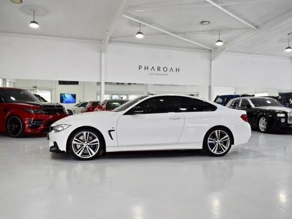 2014 BMW 4 Series 435i Coupe M Sport Auto Gauteng Sandton_0