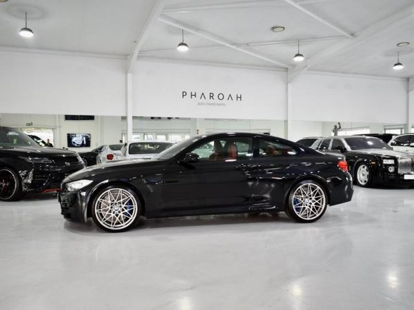 2017 BMW M4 Coupe M-DCT Competition Gauteng Sandton_0