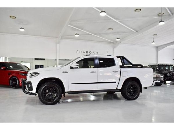 2019 Mercedes-Benz X-Class X350d 4Matic Power Gauteng Sandton_0