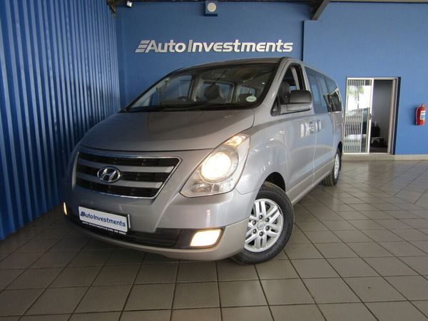2013 Hyundai H1 2.5 Crdi Wagon At  Mpumalanga Middelburg_0