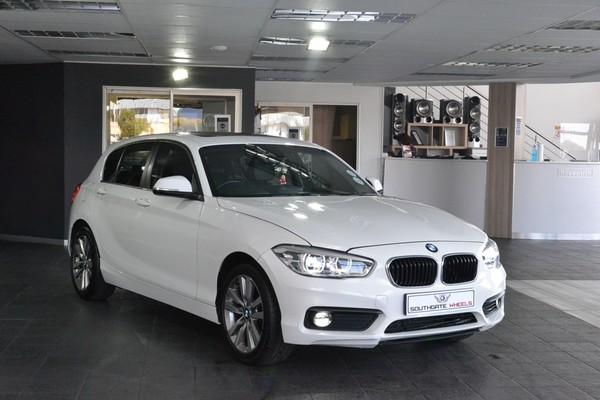 2017 BMW 1 Series 120i Sport Line 5DR Auto f20 Gauteng Roodepoort_0