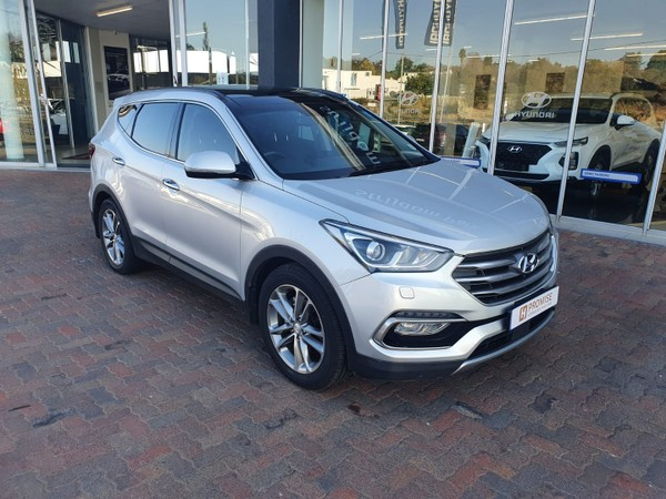 2017 Hyundai Santa Fe R2.2 Elite Auto Gauteng Johannesburg_0