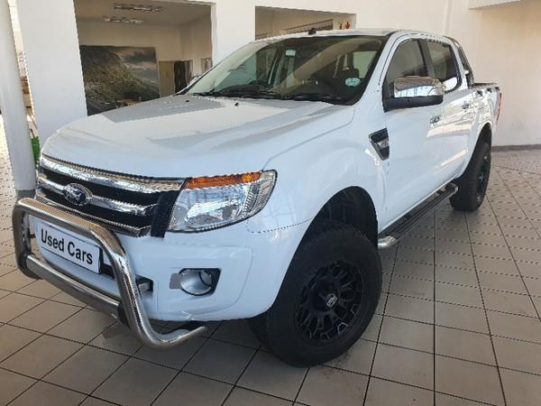 2013 Ford Ranger 3.2tdci Xlt Pu Dc  Gauteng Isando_0