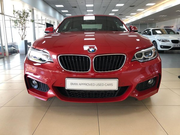 2016 BMW 2 Series 228i M Sport Auto Gauteng Kempton Park_0