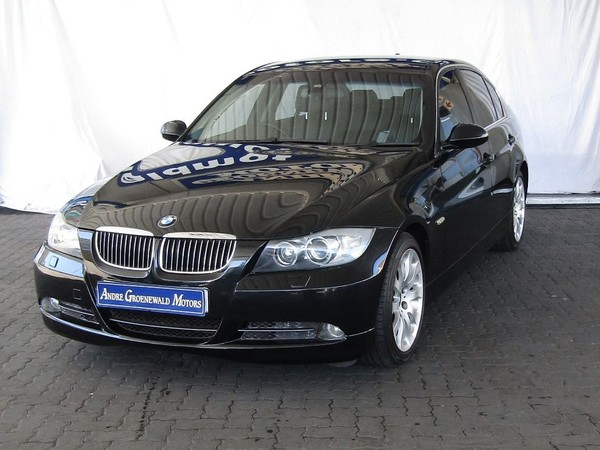 2008 BMW 3 Series 330i Exclusive At e90  Western Cape Goodwood_0