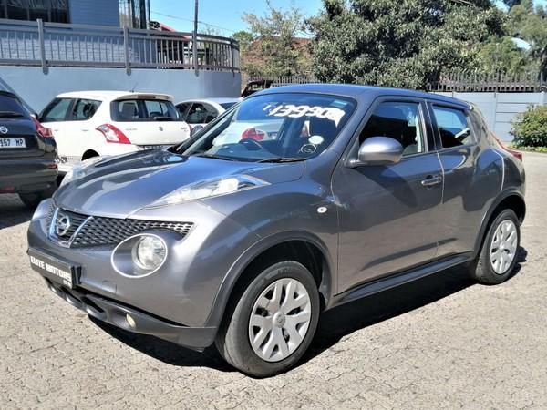 2014 Nissan Juke 1.6 Acenta  Mpumalanga Ermelo_0