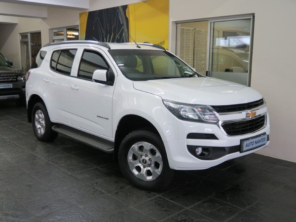 2017 Chevrolet Trailblazer 2.5 LT Auto Western Cape Paarl_0