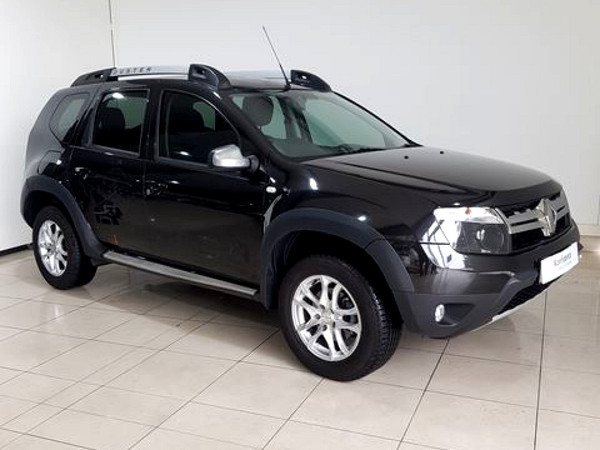 2017 Renault Duster 1.5 dCI Dynamique Western Cape Tygervalley_0
