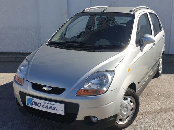 2012 Chevrolet Spark Lite Ls 5dr  Eastern Cape Port Elizabeth_0