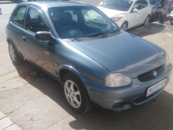 2006 Opel Corsa Lite  Gauteng Jeppestown_0