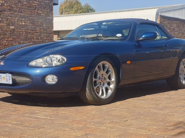 2000 Jaguar XK Xkr Cabriolet  Gauteng Kempton Park_0