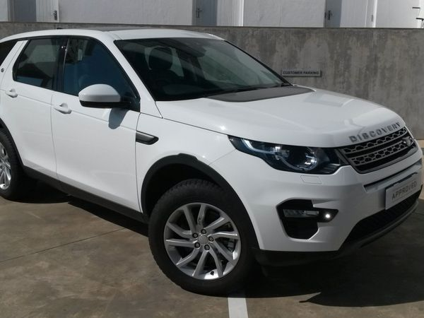 2019 Land Rover Discovery Sport SPORT 2.0i4 D SE Eastern Cape East London_0