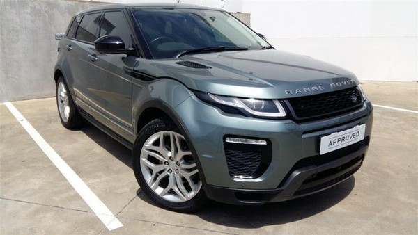 2016 Land Rover Evoque 2.2 SD4 HSE Dynamic Eastern Cape East London_0