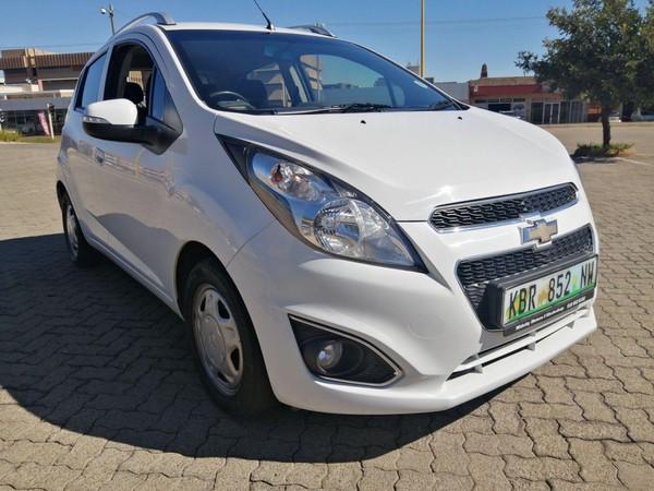 2014 Chevrolet Spark 1.2 Ls 5dr  North West Province Klerksdorp_0