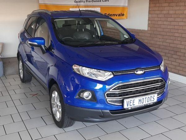 2014 Ford EcoSport 1.0 Titanium Gauteng Edenvale_0