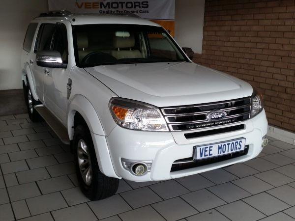 2012 Ford Everest 3.0 Tdci Ltd 4x4 At  Gauteng Edenvale_0