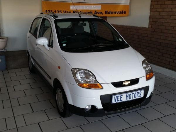 2015 Chevrolet Spark Lite Ls 5dr  Gauteng Edenvale_0