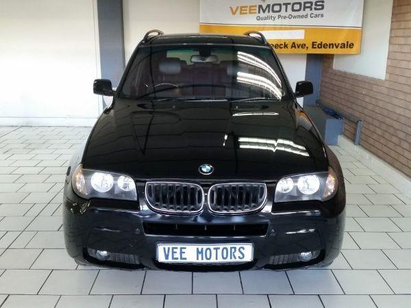 2006 BMW X3 3.0d At  Gauteng Edenvale_0