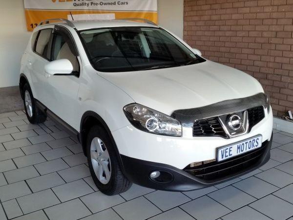 2012 Nissan Qashqai 2.0 Dci Acenta  Gauteng Edenvale_0