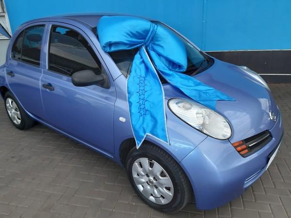 2004 Nissan Micra 1.4 Elegance d61  Gauteng Vereeniging_0