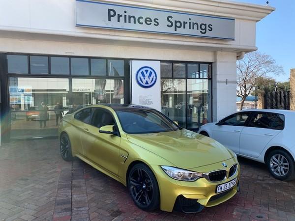 2016 BMW M4 Coupe Gauteng Springs_0