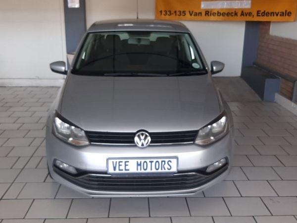 2015 Volkswagen Polo 1.2 TSI Highline DSG 81KW Gauteng Edenvale_0