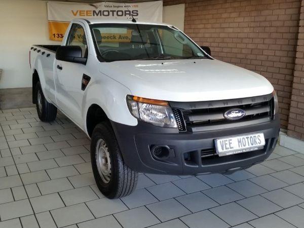 2015 Ford Ranger 2.2tdci Xl Pu Sc  Gauteng Edenvale_0