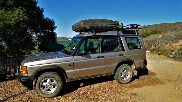 2000 Land Rover Discovery Td5 Es  Western Cape Hermanus_0