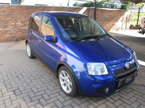 2009 Fiat Panda 1.4 Sport Hp100  Gauteng Pretoria_0