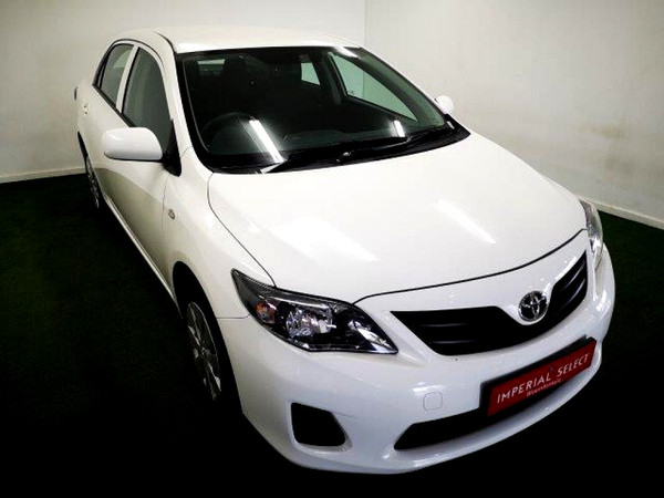 2017 Toyota Corolla Quest 1.6 Auto Free State Bloemfontein_0
