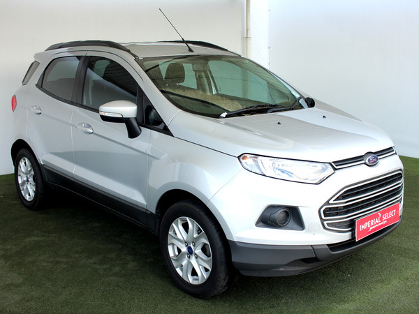2016 Ford EcoSport 1.5TDCi Trend Western Cape Milnerton_0