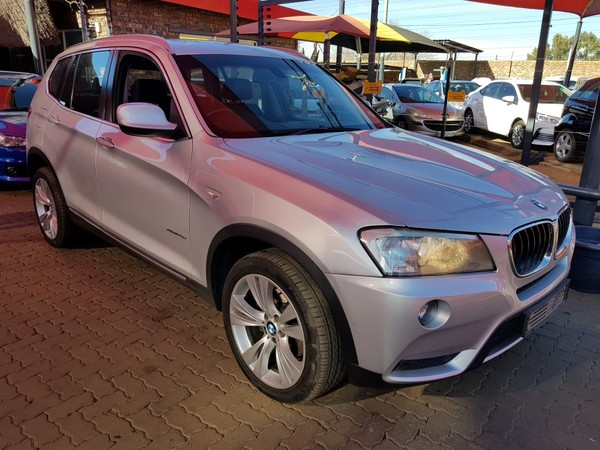 2011 BMW X3 Xdrive20d At  Gauteng Meyerton_0
