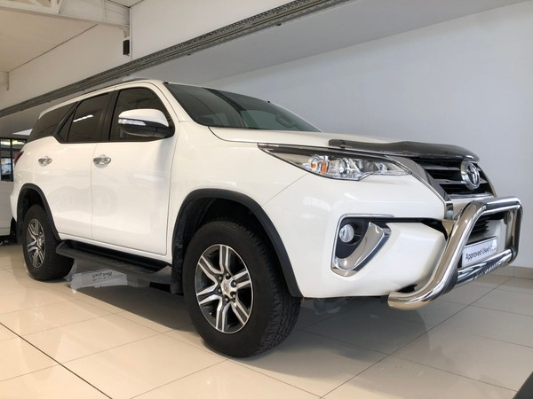 2016 Toyota Fortuner 2.4GD-6 RB Western Cape Somerset West_0